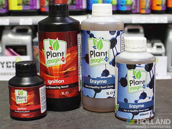 Plant Magic Plus Ignition & Enzyme