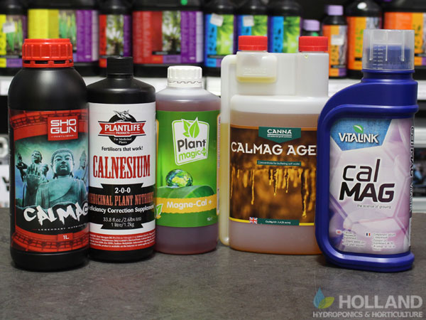 CalMag Supplements