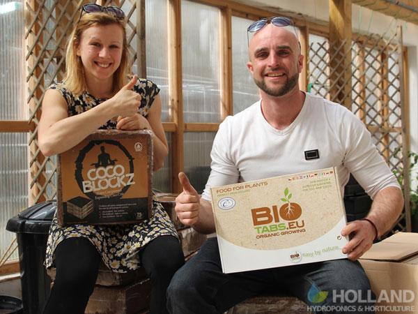 Incredible AquaGarden - CocoGuru & BioTabs donation