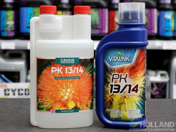 Canna & VitaLink PK Boosters