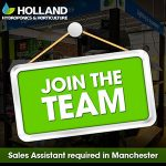 Join The Team! Sales Assistants Required In Manchester