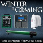 How To Prepare Your Indoor Grow Room For Winter