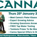 Meet Canna's Pieter Klaassen At Our Manchester Store