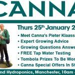 Meet Canna's Pieter Klaassen At Our Manchester Store