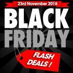 Black Friday 2018 Deals Revealed