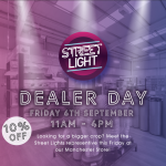 Street Light Dealer Day