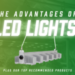 The advantages of LED lights
