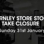 Burnley Store Closure